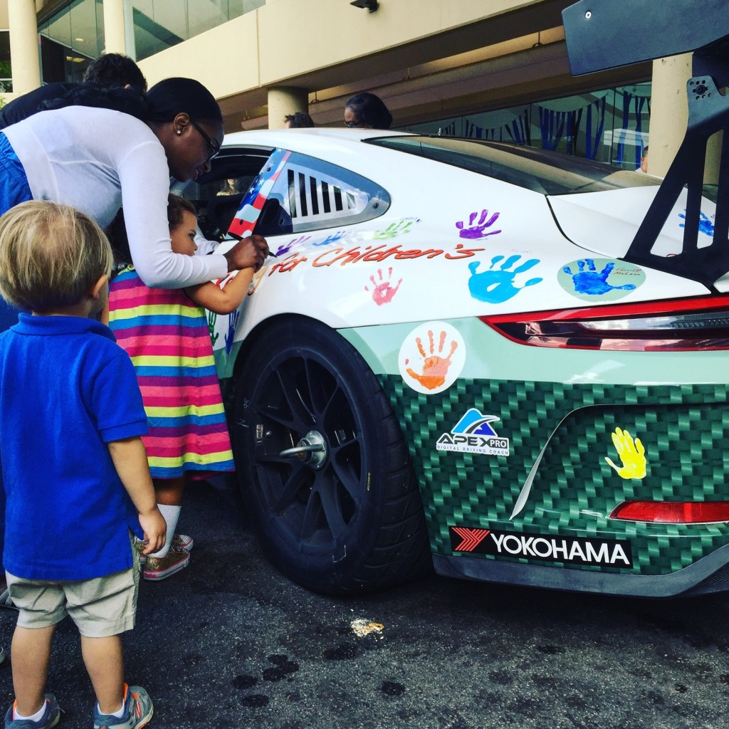 RFC Cup Car with Kids